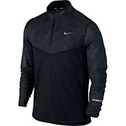 Nike Element Reflective Half Zip Top SS14